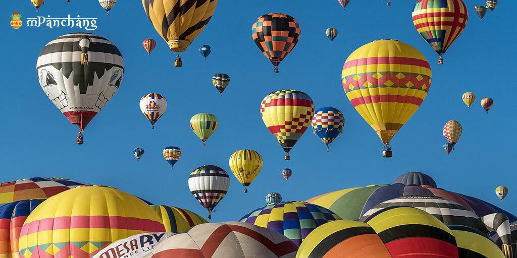 Hot Air Balloon Festival - Karnataka
