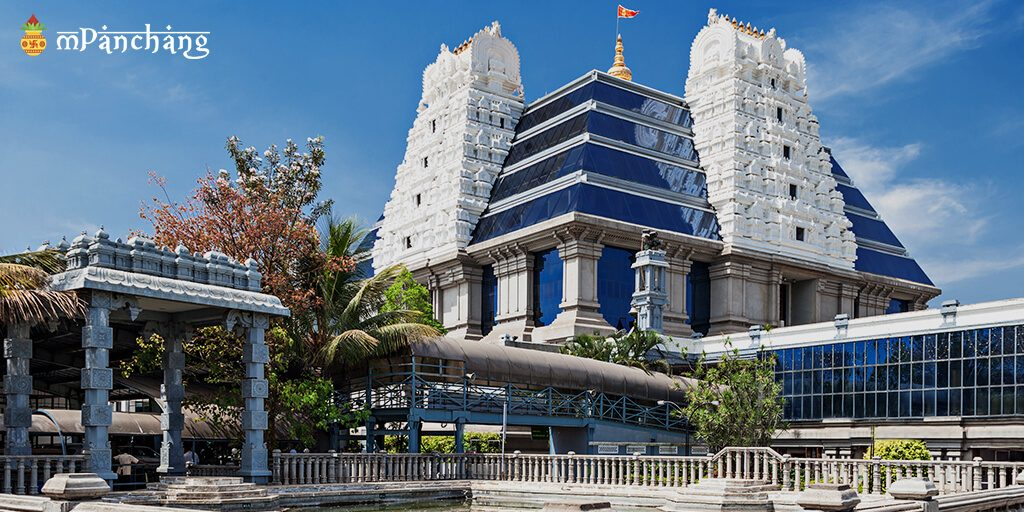 Get mesmerized by the beautifully bedecked temples