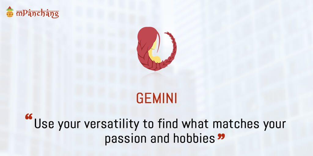 Use your versatility to find what matches your passion and hobbies