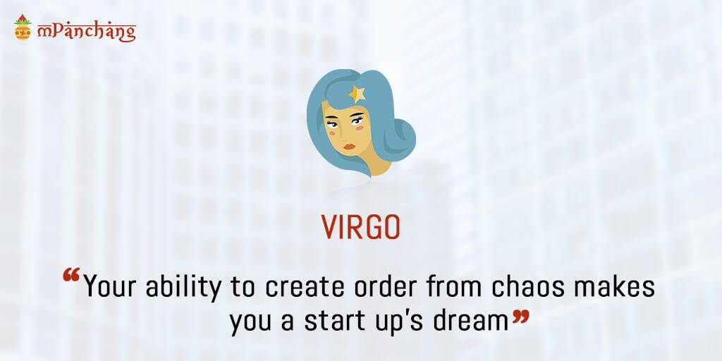 Your ability to create order from chaos makes you a start up's dream