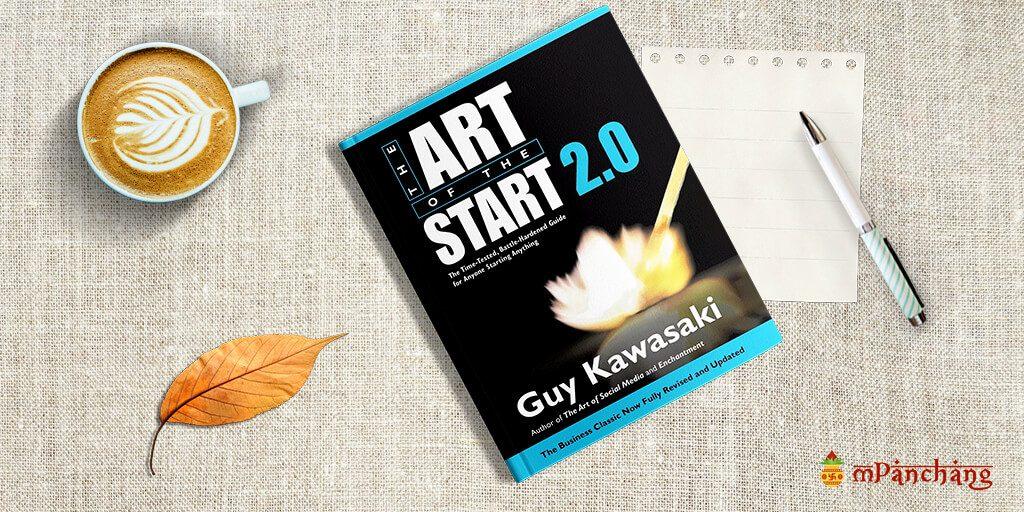 Art of The Start by Guy Kawasaki