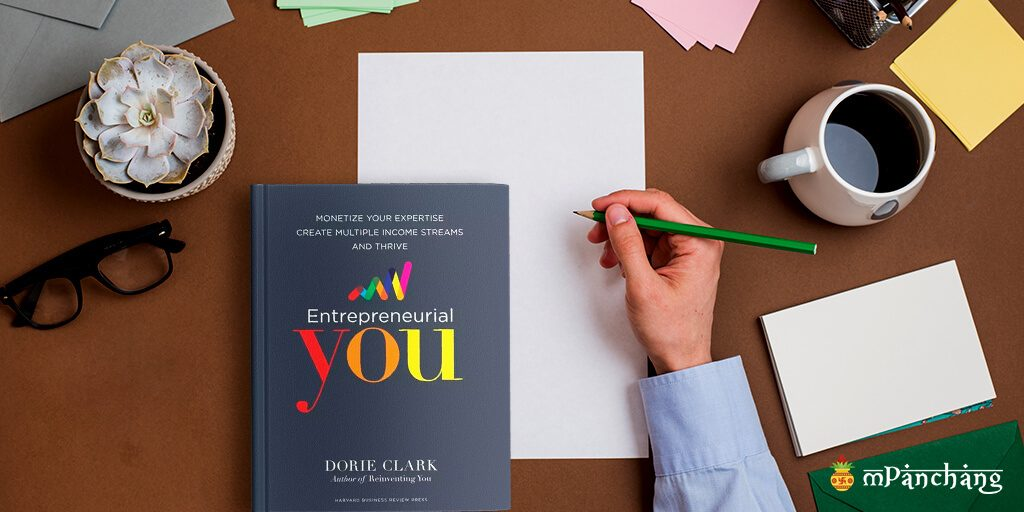 Create Multiple Income Streams and Thrive by Dorie Clark