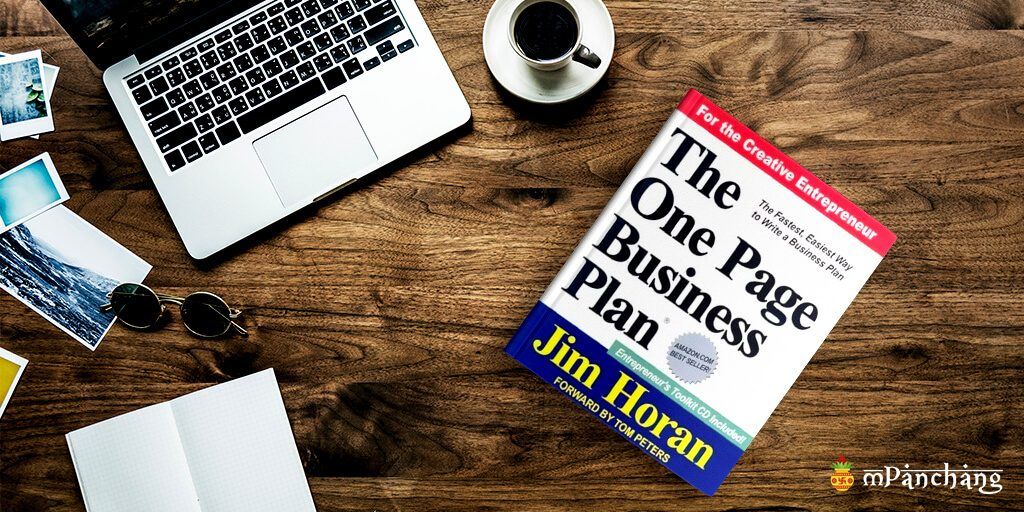 The One Page Business Plan For The Creative Entrepreneur by Jim Horan