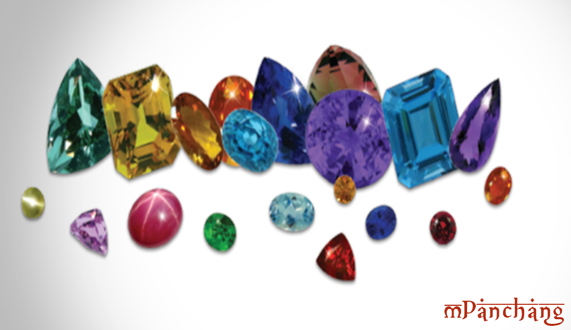 Gemstone characteristics