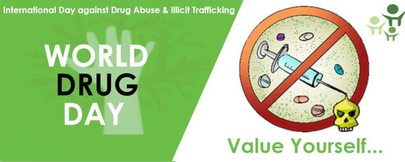 Anti World Drug Day